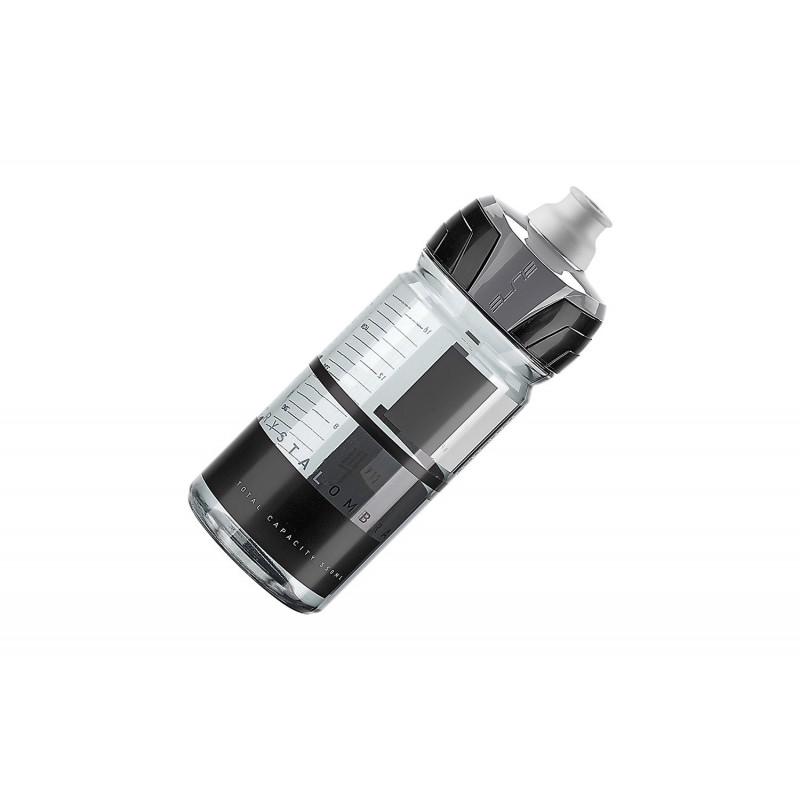 Фляга Elite Turacio, 0.5 л, мембранный клапан, наполнитель из пробкового дерева, красный, EL0141305