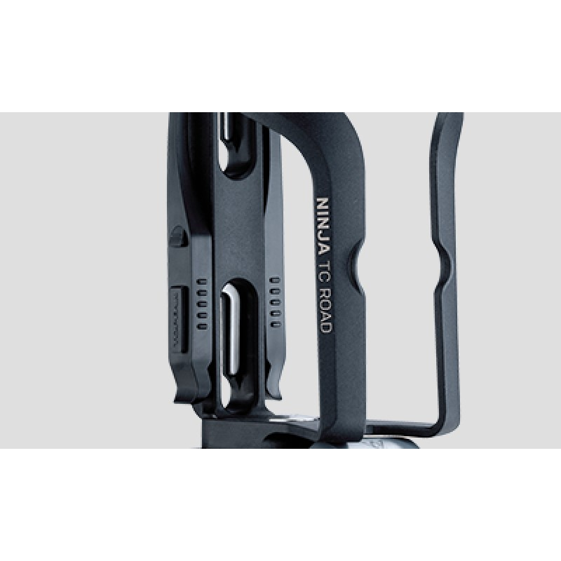 Флягодержатель с инструментом Topeak Ninja TC-Road intergrated cage & tire lever, tool box, TNJ-TCR (фото 5)