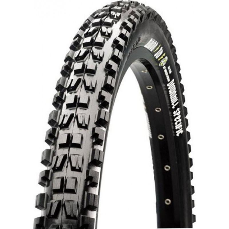 Велопокрышка Maxxis Minion Front, 26x2.35, 60TPI, wire, 42aST, черная, TB73550000