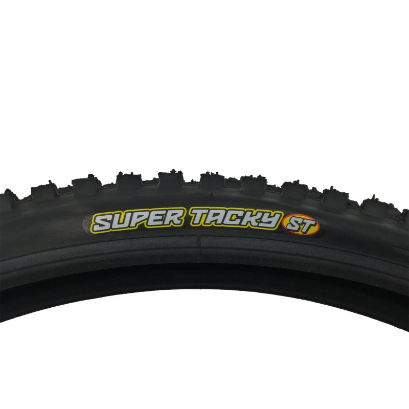 Велопокрышка Maxxis Minion Front, 26x2.35, 60TPI, wire, 42aST, черная, TB73550000 (фото 2)