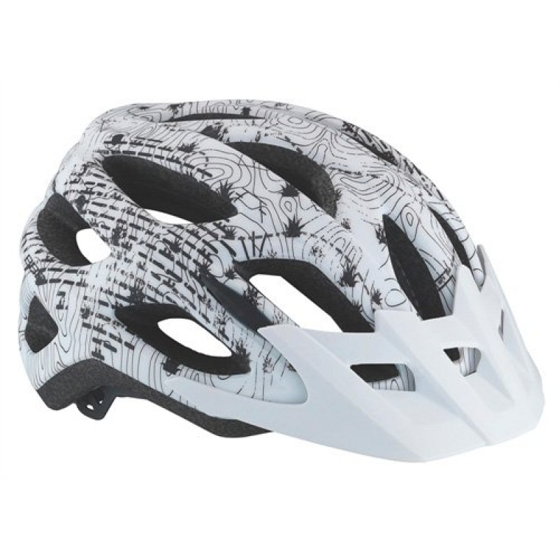 Велошлем BBB Varallo champery, матовый белый, US:L, BHE-67