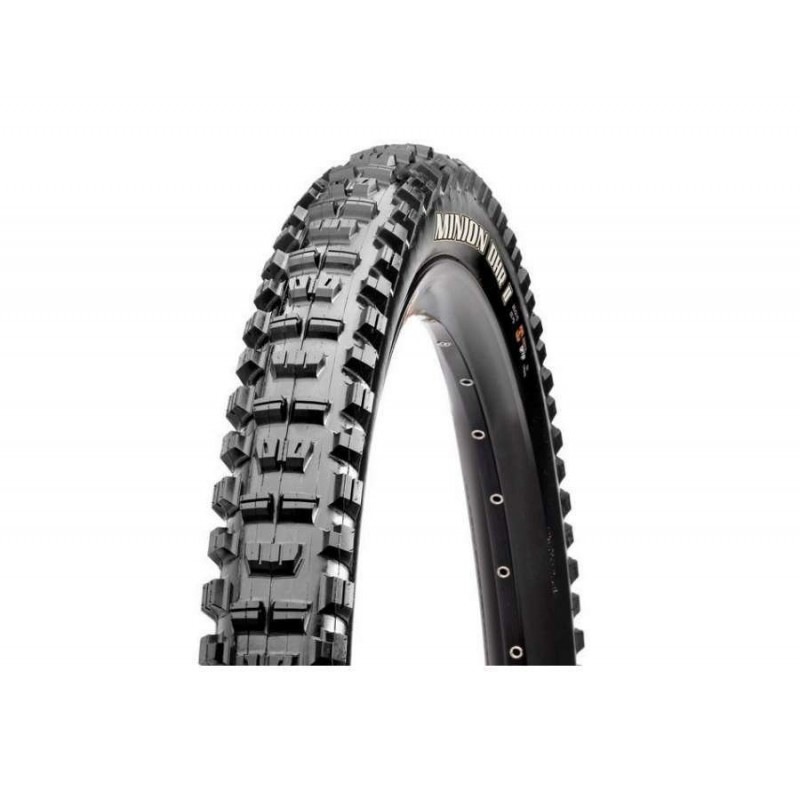 Велопокрышка Maxxis Minion Rear, 26x2.35, 60TPI, wire, 42aST, черная, TB73557000