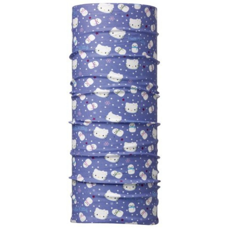 Велобандана BUFF ORIGINAL BUFF HELLO SNOWY Jr, см:50cm/55cm, 81737