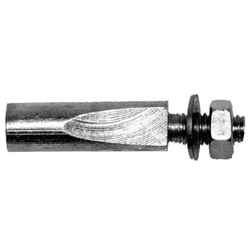 Ручки на руль детские H218 TwoSideLock, 95мм, резиновые c 2 серебр. фикс, черные, 00-170459