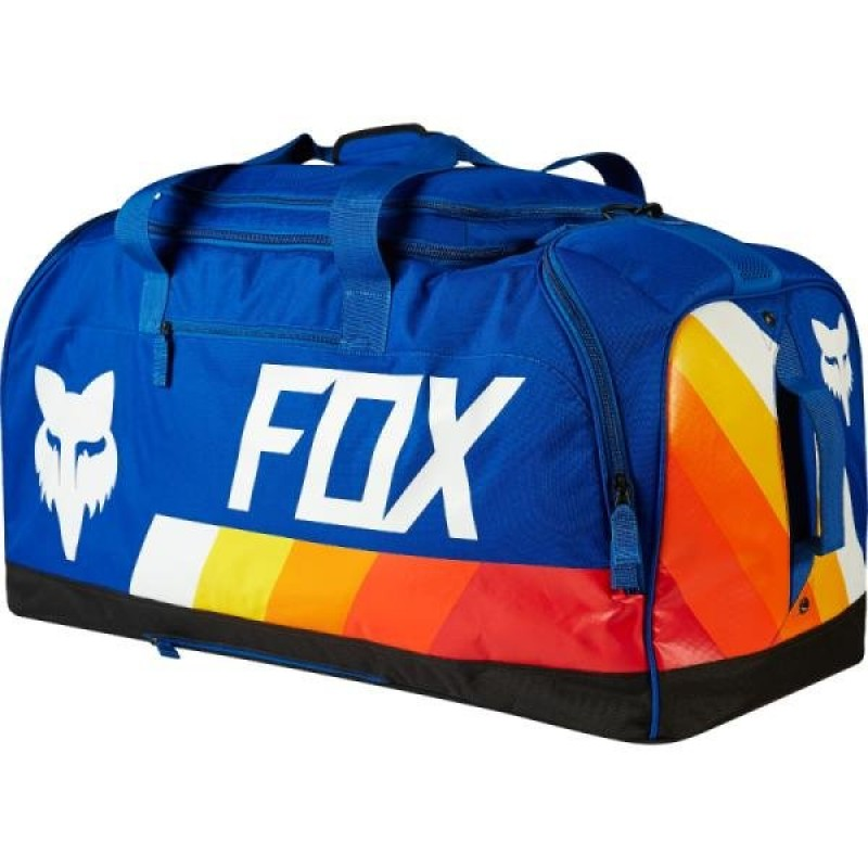 Велосумка Fox Podium Draftr Gear Bag, синий, 19979-002-NS