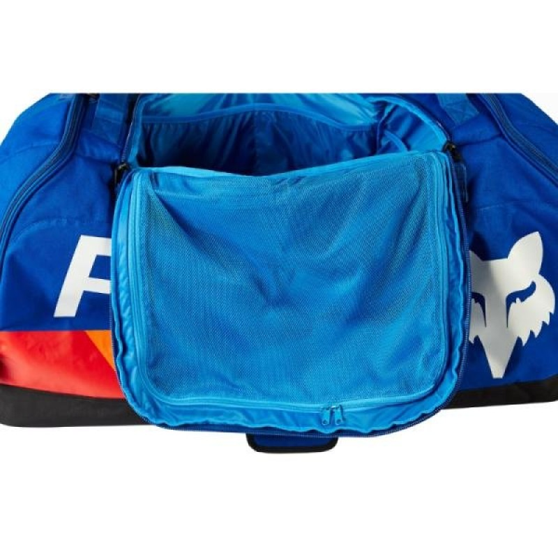 Велосумка Fox Podium Draftr Gear Bag, синий, 19979-002-NS (фото 2)
