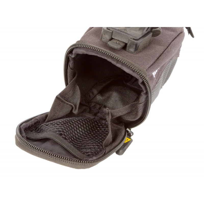 Подседельная велосумка TOPEAK Aero Wedge Pack W/Quick Click SMALL (14г, TC2251B) (фото 6)