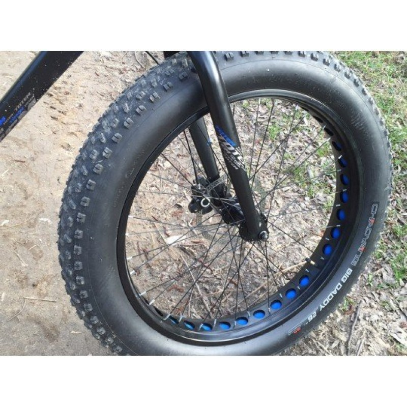 Велопокрышка Chaoyang Big Daddy H-5176, Tubeless Ready, 120 TPI, 26