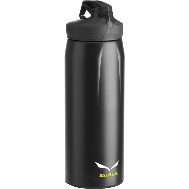 Фляга Salewa Bottles HIKER BOTTLE, 0,75 L, черная, 2317_900
