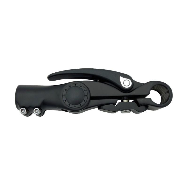 Система велосипедная M-WAVE SingleSpeed, 1-скоростная, алюминиевая звезда 46 зубьев, синяя, 5-350604