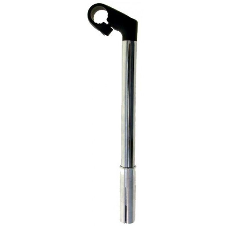 Багажник велосипедный алюминиевый Vinca sport, на перо велосипеда, 26