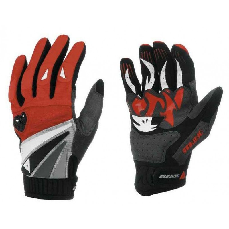 Перчатки Dainese CARBON CORE RED/BL/GR L
