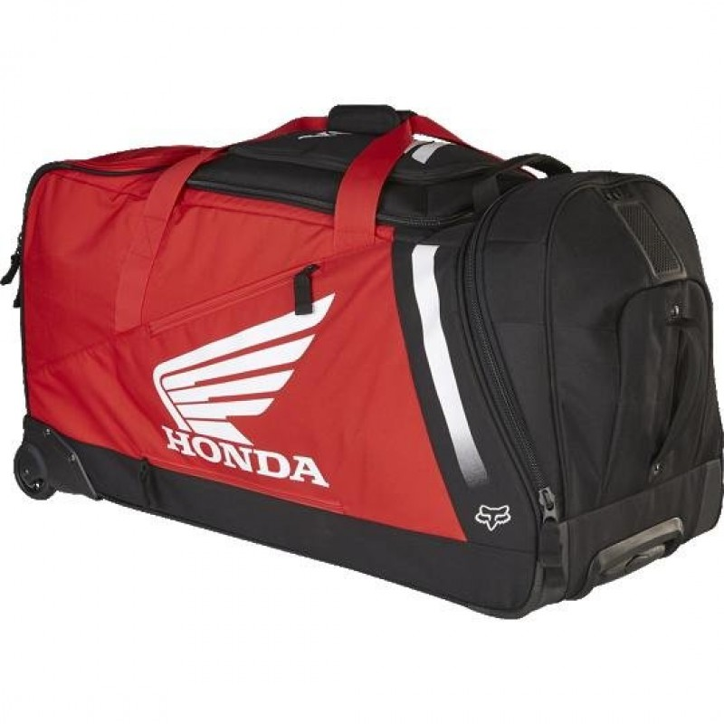 Велосумка Fox Shuttle Roller Honda Gear Bag, красный, 18067-003-NS