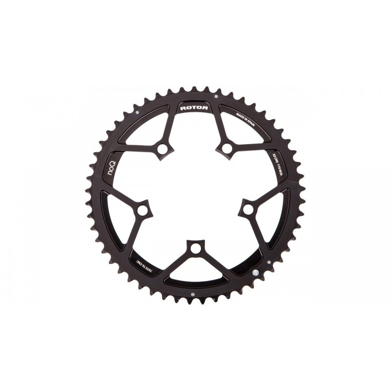 Звезда Rotor Chainring BCD110X5 Outer Black To38 52t (C01-502-09040-0)