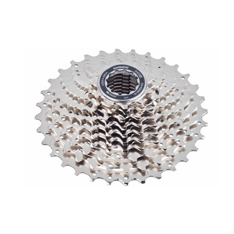 Кассета Shimano Alivio HG500, 10 скоростей, 11-34, ICSHG50010134