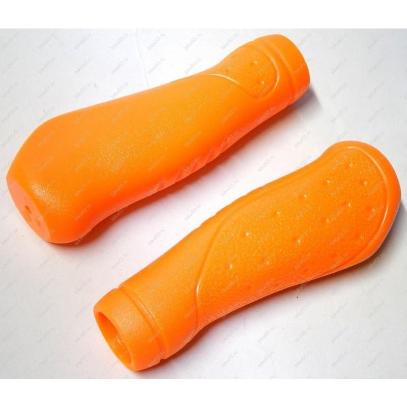 Грипсы ESI Extra Chunky, 130 мм, силикон, черный, XLCBK