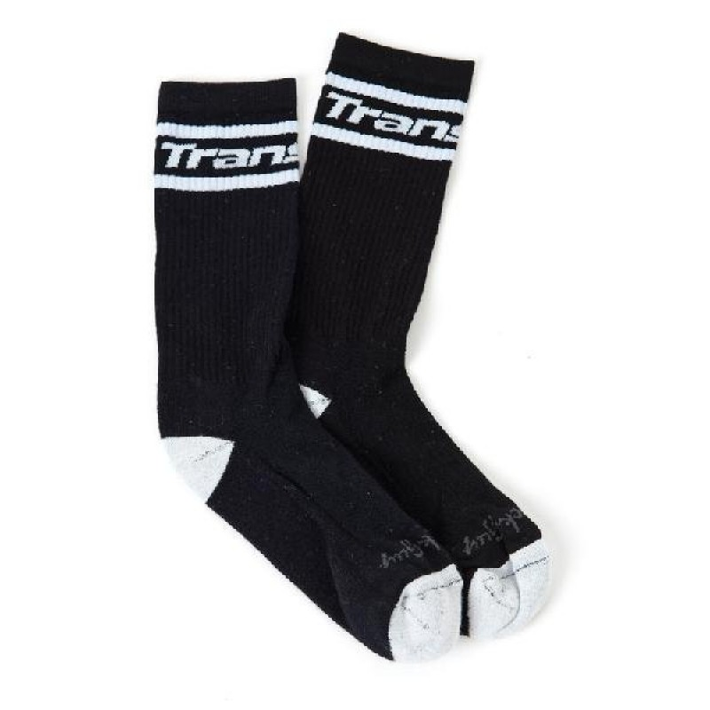 Носки TBC - 2012 Stripe Socks (Color: Black/White)