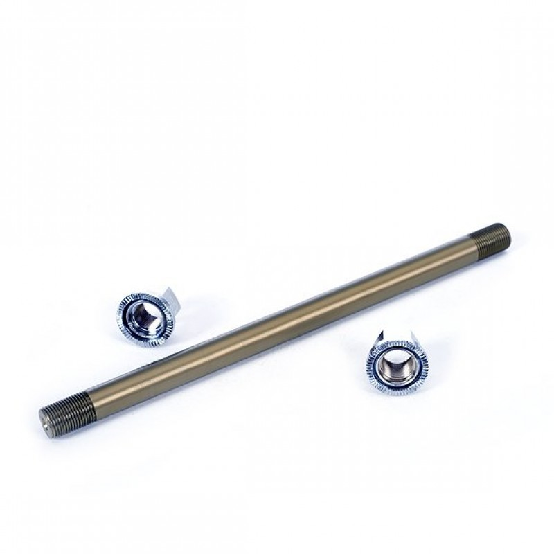 Ось заадняя TBC Nutted Rear Hub Axle 150x12mm (12mm x 202mm, Material: Alloy)