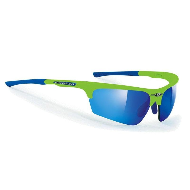 Очки Rudy Project NOYZ GREEN FLUO.- MLS BLUE