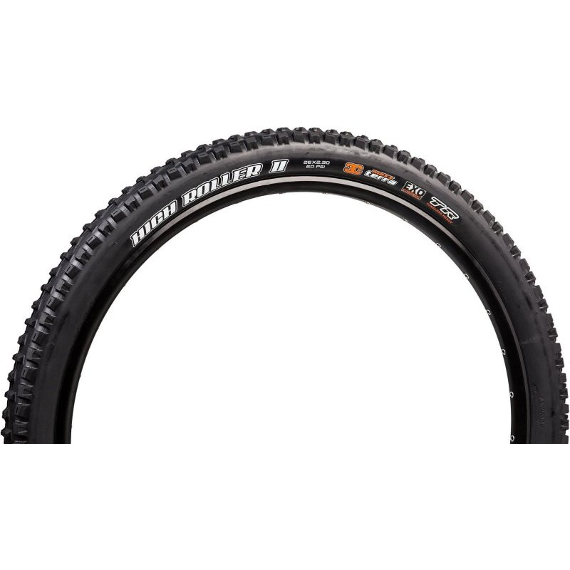 Покрышка Maxxis High Roller II, 26x2.4, 60 TPI, 42a, TB74177600