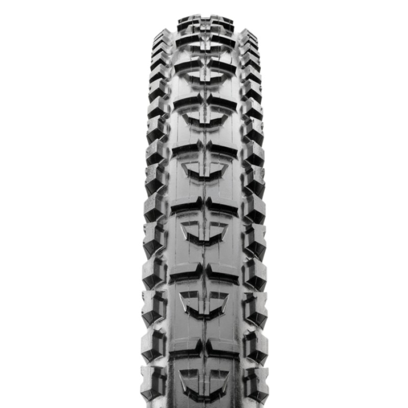 Велопокрышка Maxxis HighRoller, 26x2.1, 60 TPI, wire, Single, черная, TB69762000 (фото 3)