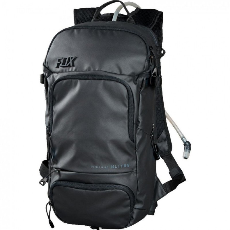 Рюкзак-гидропак Fox Portage Hydration Pack, черный, 11685-001
