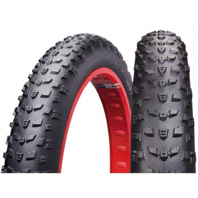 Велопокрышка Chaoyang SNOW STORM H-5202, Tubeless Ready, 120 TPI, 26