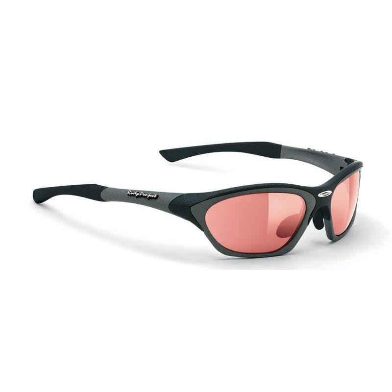 Очки велосипедные Rudy Project HORUS HORUS GRAPHITE V. MLS RED RED PADS, SN053898M