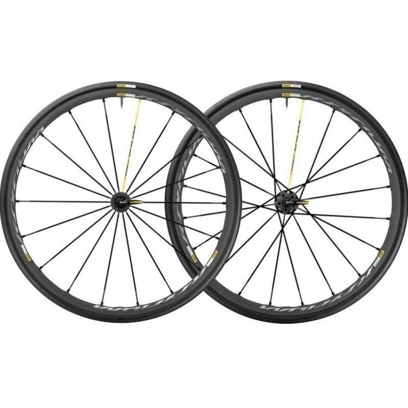 Колеса велосипедные Mavic Ksyrium Pro Exalith 28