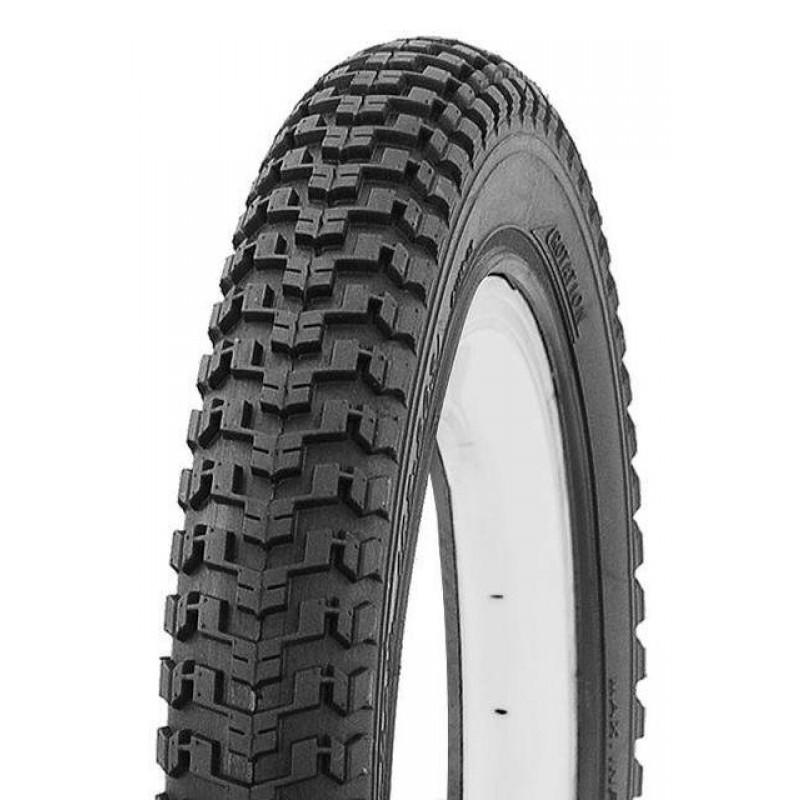 Покрышка велосипедная HORST, 16x2.125 (57-305), BMX/FREESTYLE P1135(A)-21 средний (25) H.R.T, черный, 00-011032