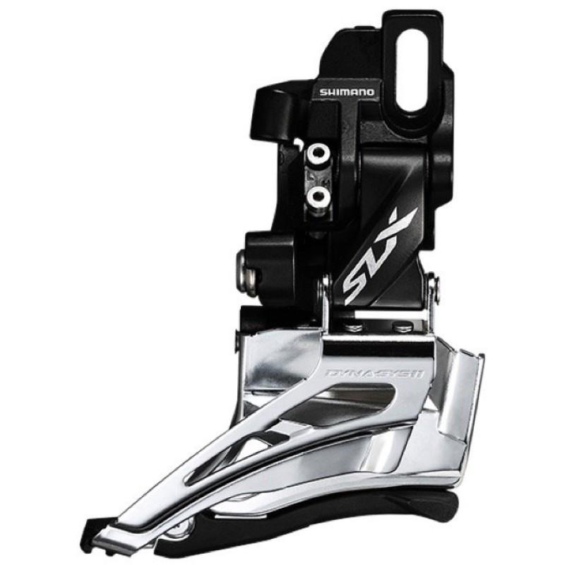 Велосипедный переключатель Shimano SLX M7025-D, универсальная тяга, для 2X11 скоростей, IFDM702511D6