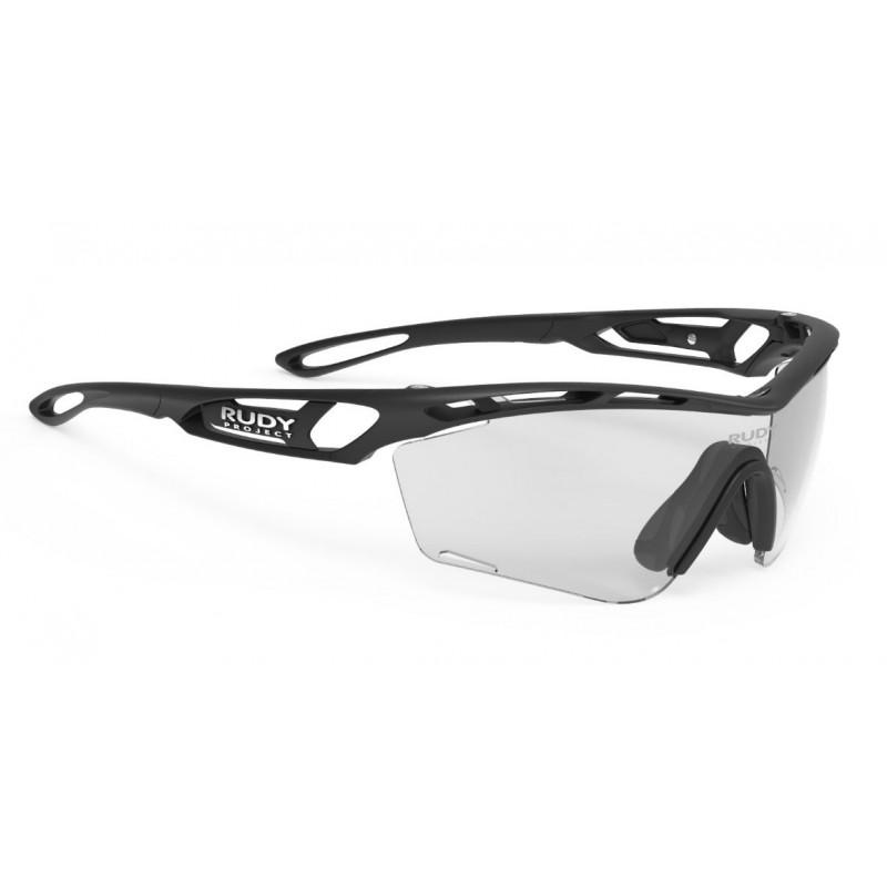 Очки велосипедные Rudy Project TRALYX SLIM Matt BLACK - Impxt PHOTOCHROMIC 2 Black, SP467306-0000