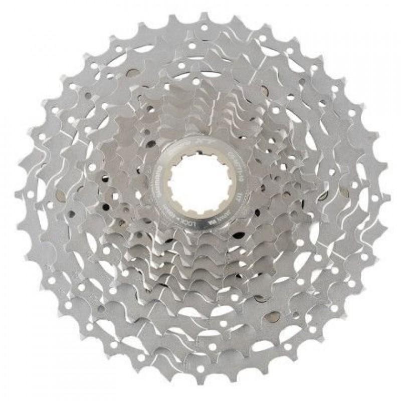 Кассета для велосипеда Shimano Deore XT M771, 10ск, 11-34 ICSM77110134