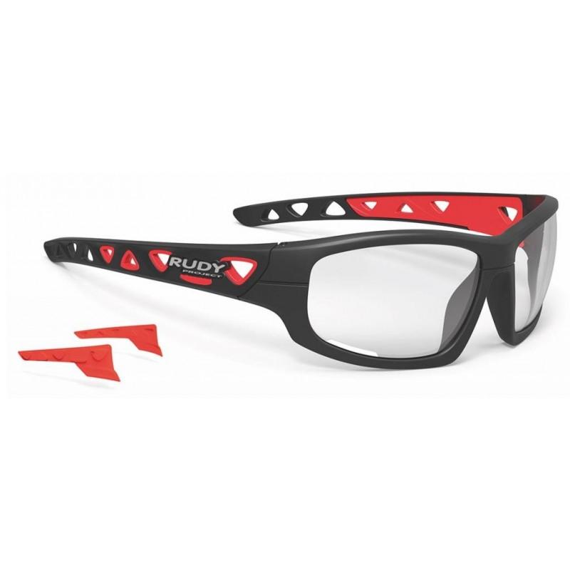 Очки велосипедные Rudy Project AIRGRIP BLACK Matt - Photo Clear, SP436606-0000