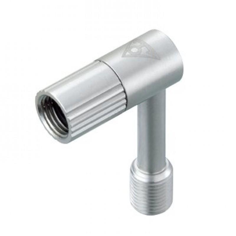 Адаптер велосипедного насоса TOPEAK Pressure-Rite Schrader Valve Adapter, TSV-01