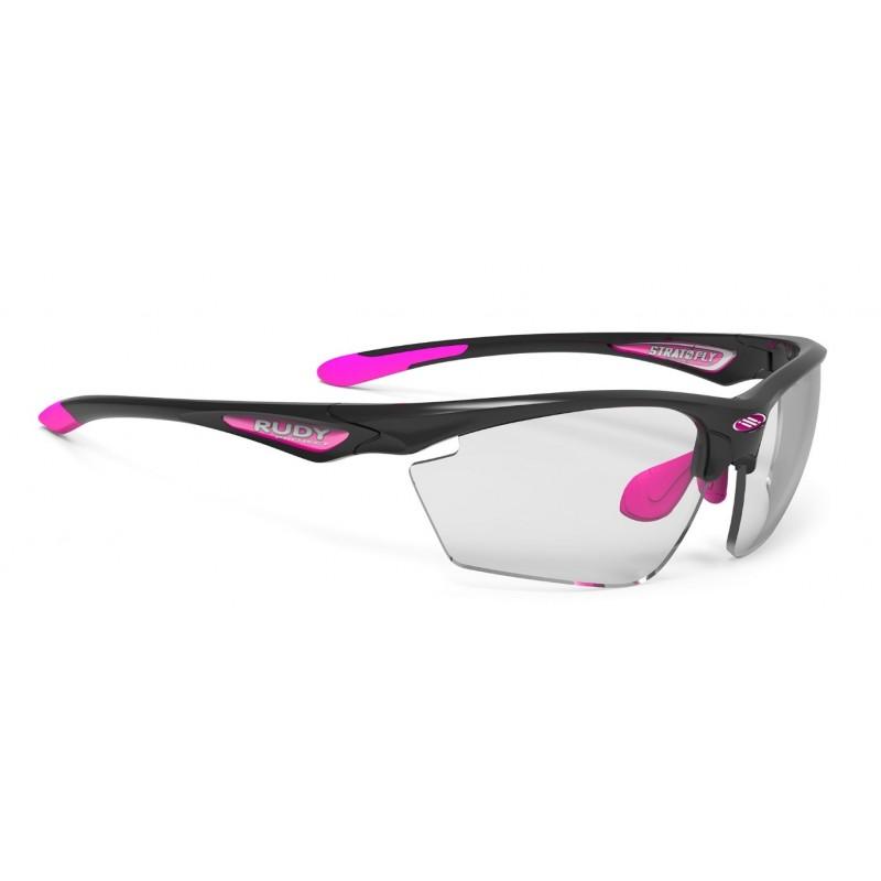 Очки велосипедные Rudy Project STRATOFLY SX BLACK-PHOTOCLEAR, SP236642D0000