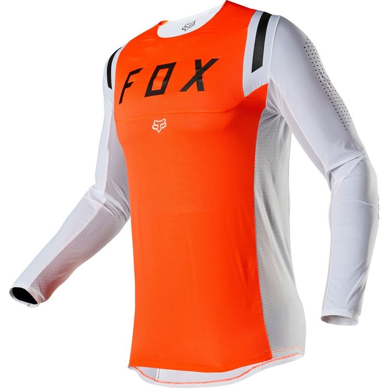 Велоджерси Fox Flexair Howk Jersey, Flow Orange, 2020