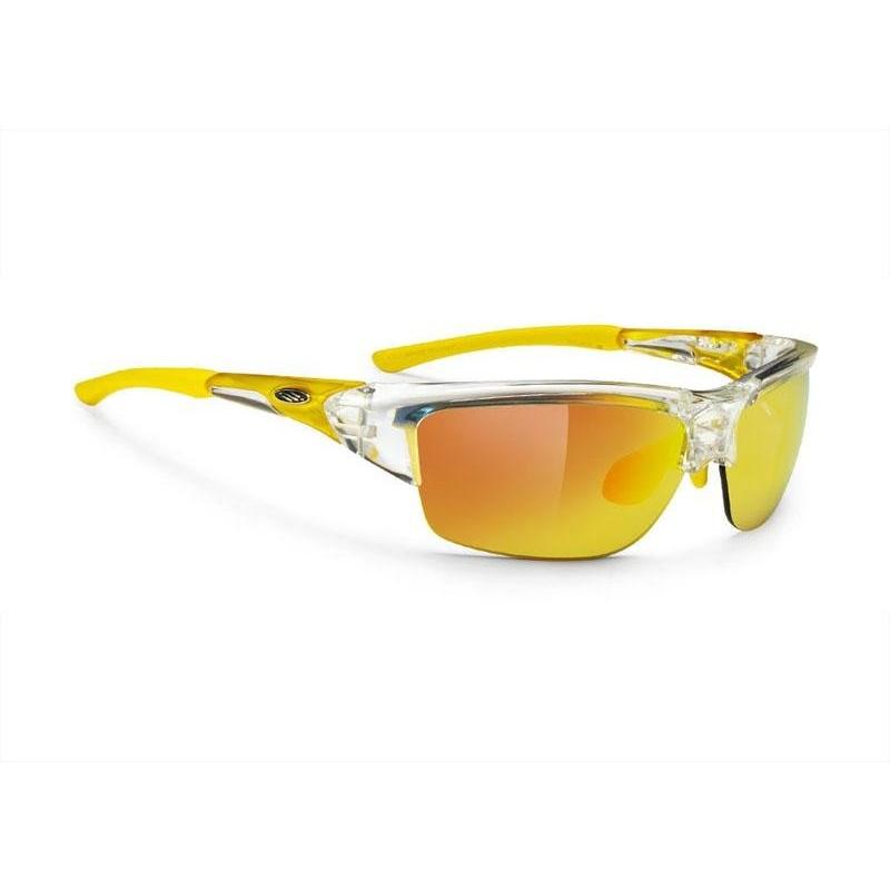 Очки велосипедные Rudy Project RYZER CRYSTAL - MLS ORANGE FRZ YELL INS