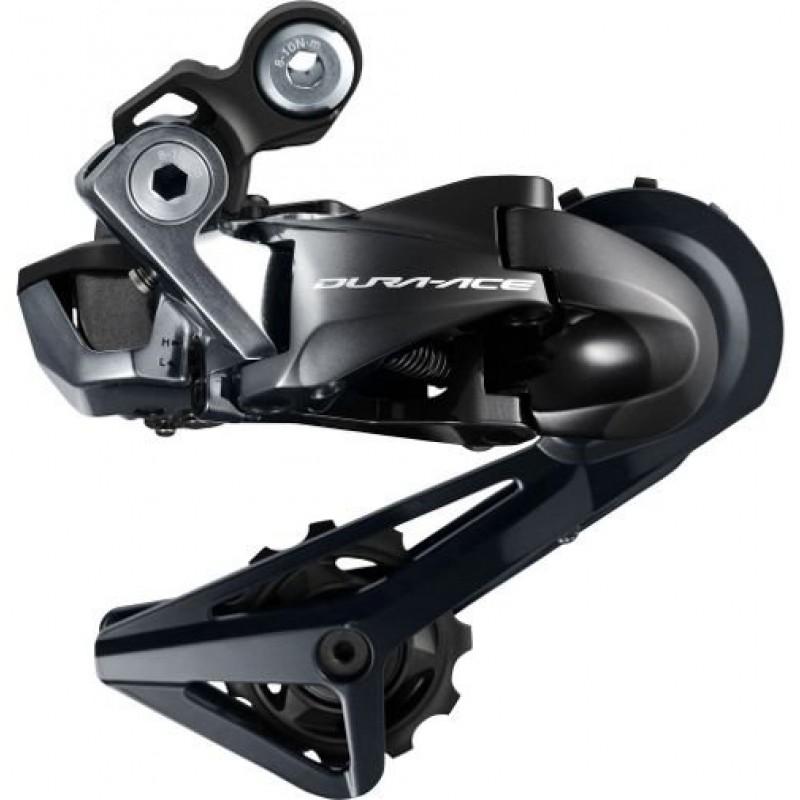 Переключатель задний SHIMANO Dura-Ace Di2 R9150, SS, 11 скоростей, черный, KRDR9150SS