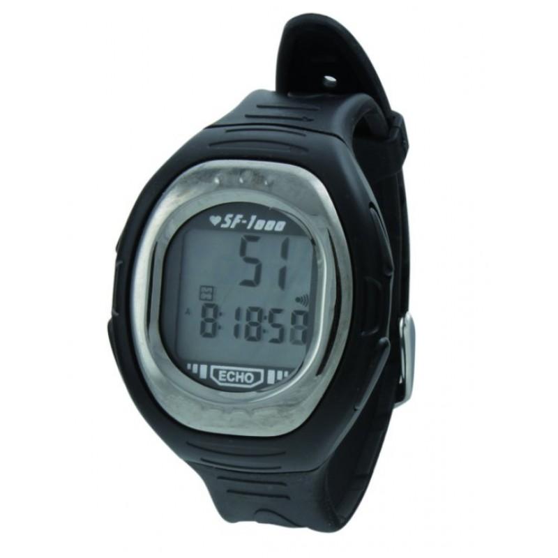 Пульсометр 5-240330 9 функций черный SF-1000 ECHOWELL