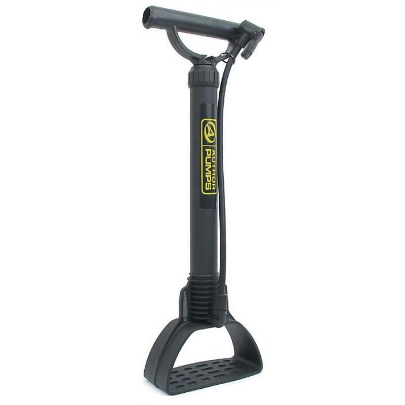 Насос 8-18151004 напольный AAP-F04-Cmp пластик универсальная головка черный AUTHOR