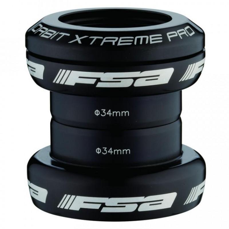 Рулевая колонка FSA Orbit Xtreme Pro, Black, 1 1/8
