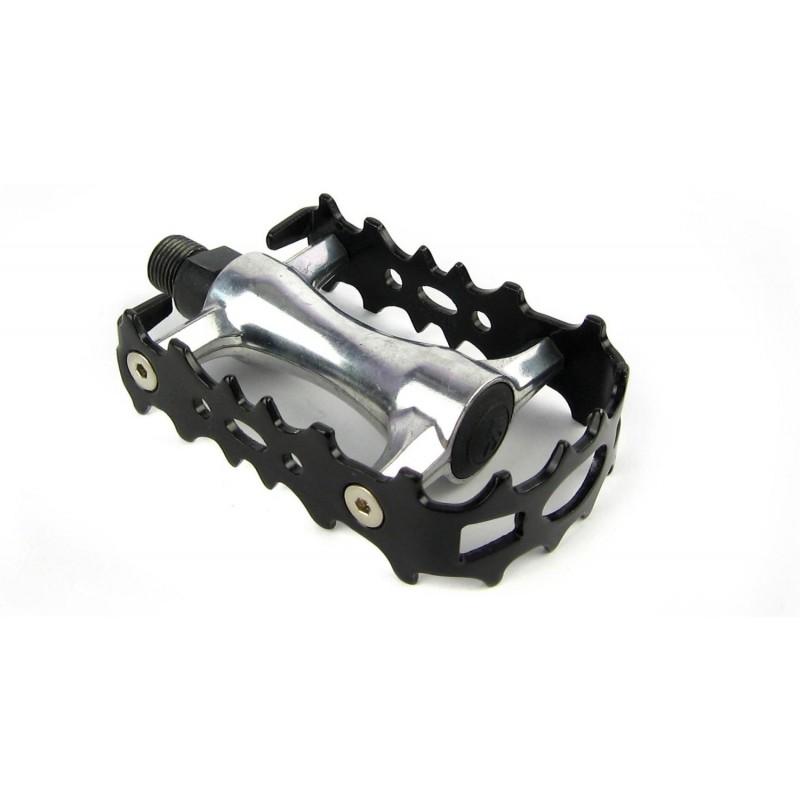 Педали велосипедные VP VP-519A MTB, 420гр, черные